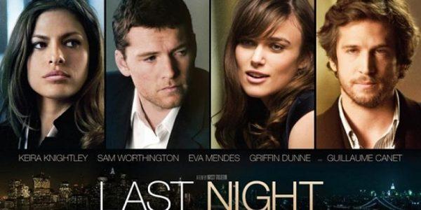 Последна нощ (Last Night)